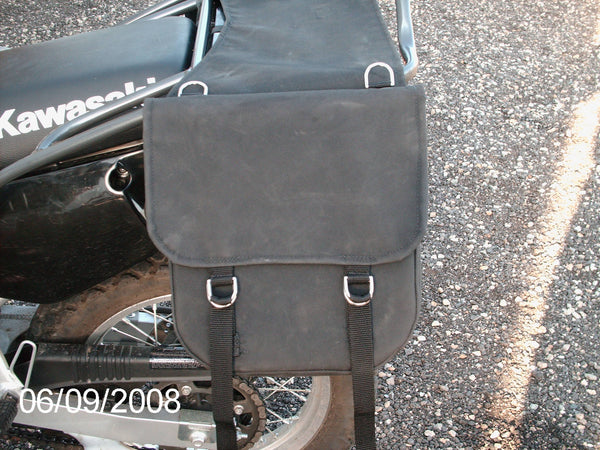 Motorcycle Panniers, Bags Only