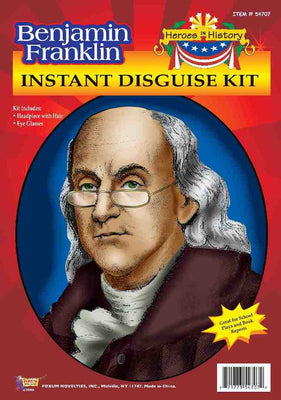 Benjamin Franklin Accessory Kit