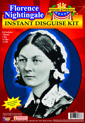 Florence Nightingale Costume Kit