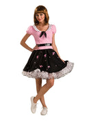 Adult 50's Women's Poodle Dress Costume
