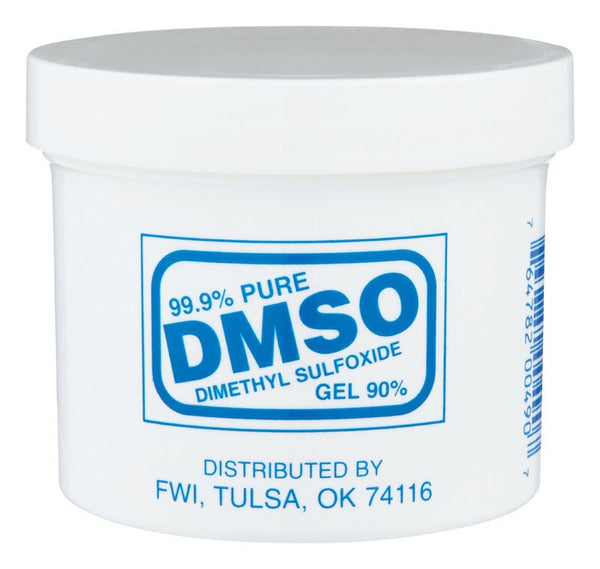 DMSO Gel 99.9% Purity - 4 oz. - Countryside Pet Supply
