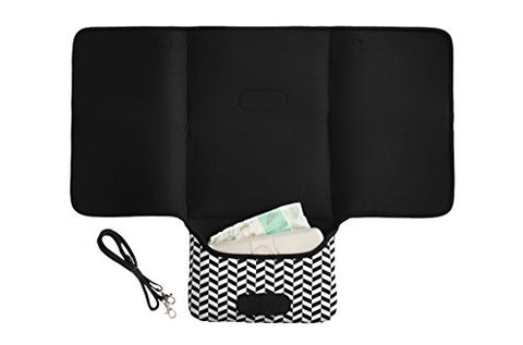 Jellybones Neoprene 2 in 1 - Change Mat and Clutch, Mono
