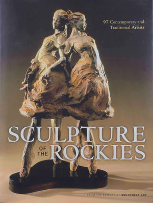 Books-Sorrel Sky Gallery-Book-Sculpture Of The Rockies