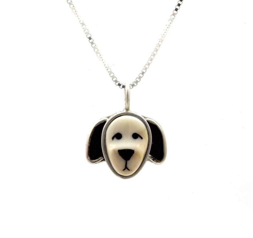 Floppy Dog Pendant