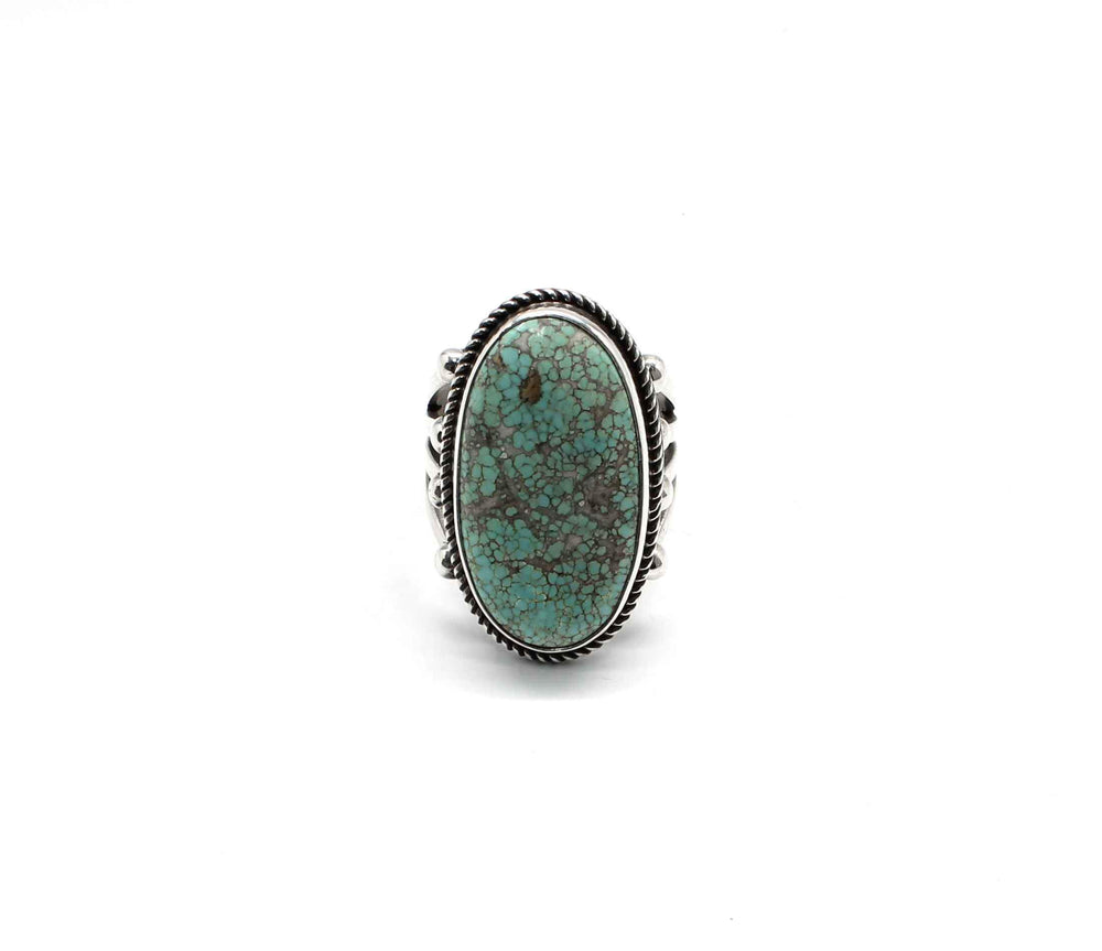 #8 Turquoise Ring