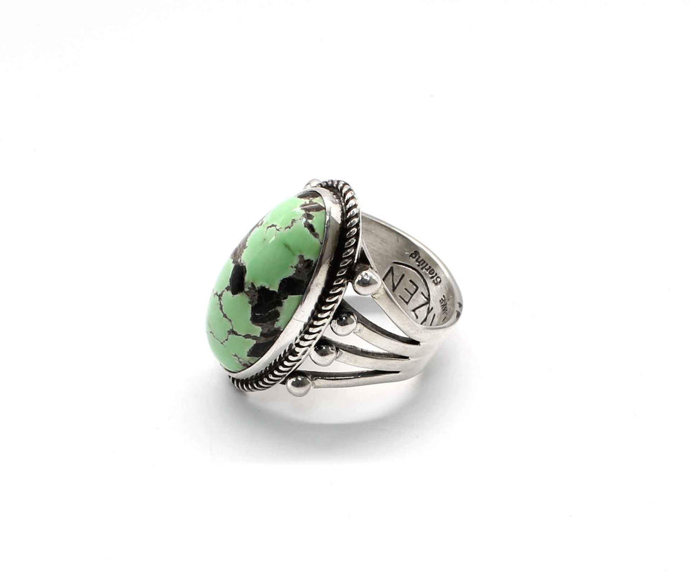 Carico Turquoise Ring