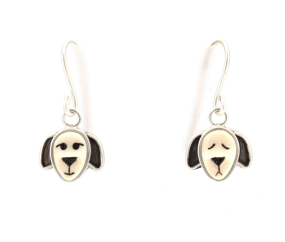Floppy Dog Earrings