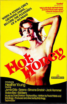 Hot Honey - 1978 - Movie Poster