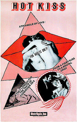 Hot Kiss - 1969 - Movie Poster