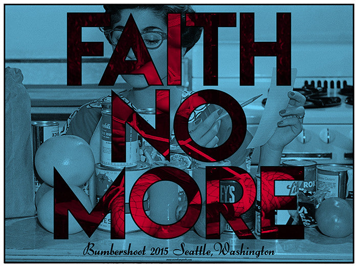 FAITH NO MORE - Bumbershoot 2015 by IOM