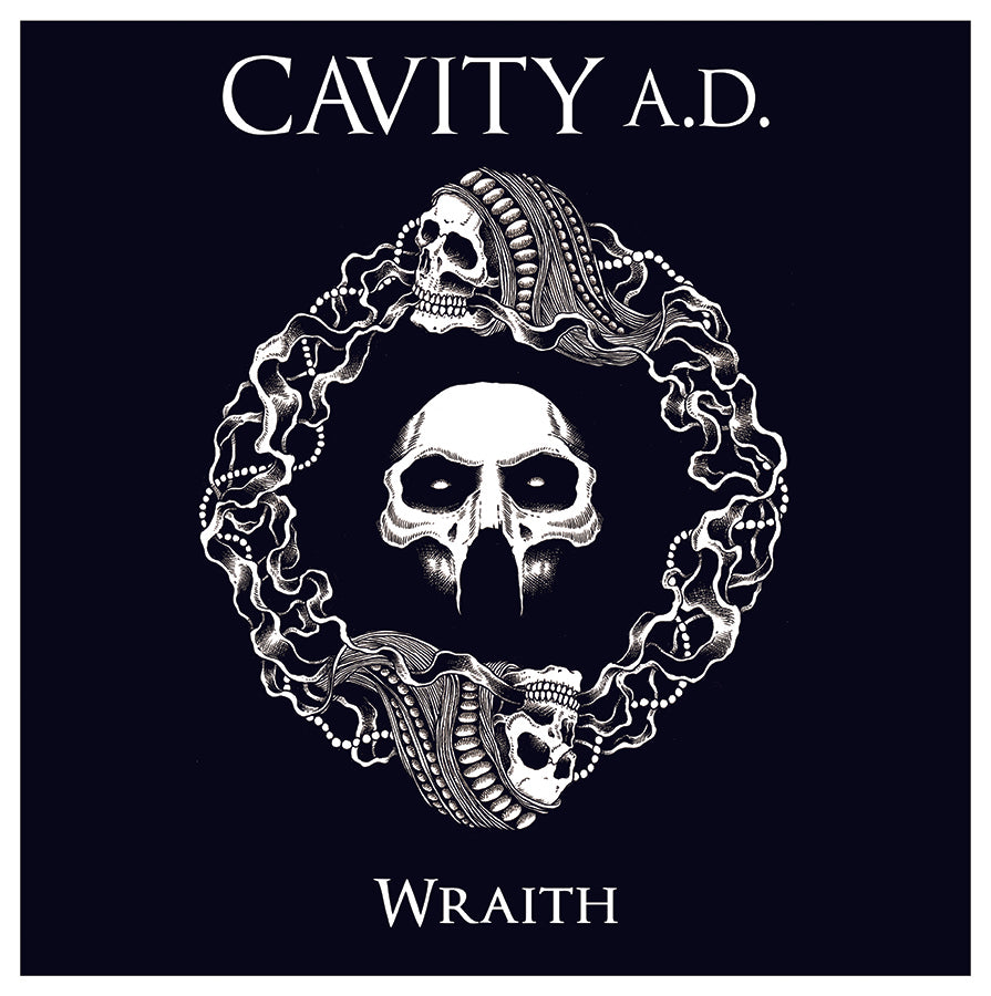 CAVITY - Wraith LP (w/ download card)