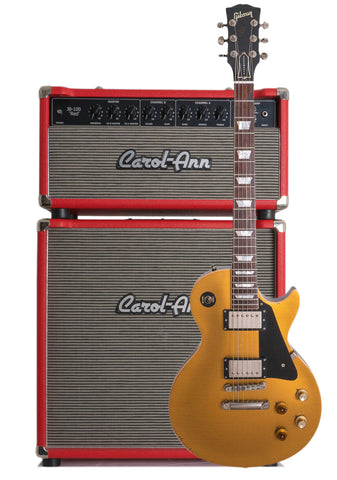 "Carol-Ann JB-100 ""Red"" and Gibson Custom Shop Joe Bonamassa Les Paul Package"
