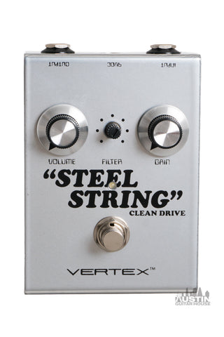 """Steel String"" Clean Drive"