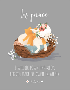 In Peace (Children's Printable)