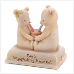 "Heartstring Teddies ""In Love"" Figurine"