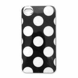 Polka Dot Phone Case and Earphones