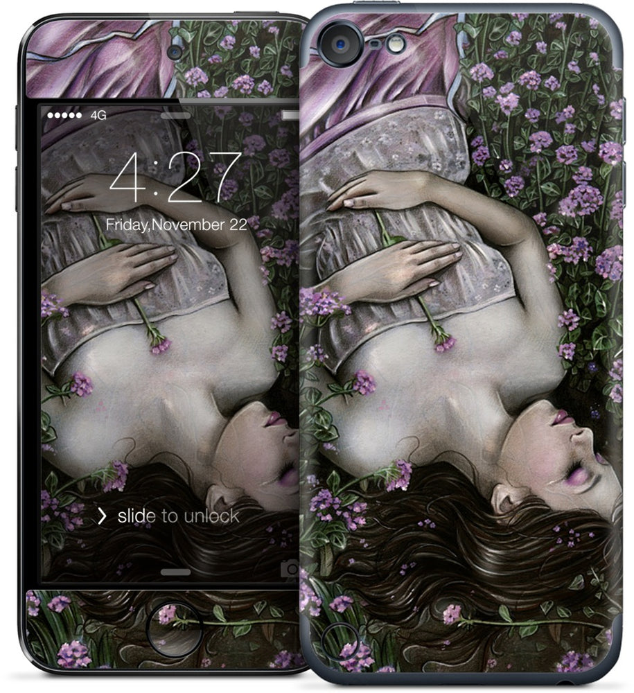 Silent Lullaby iPod Skin