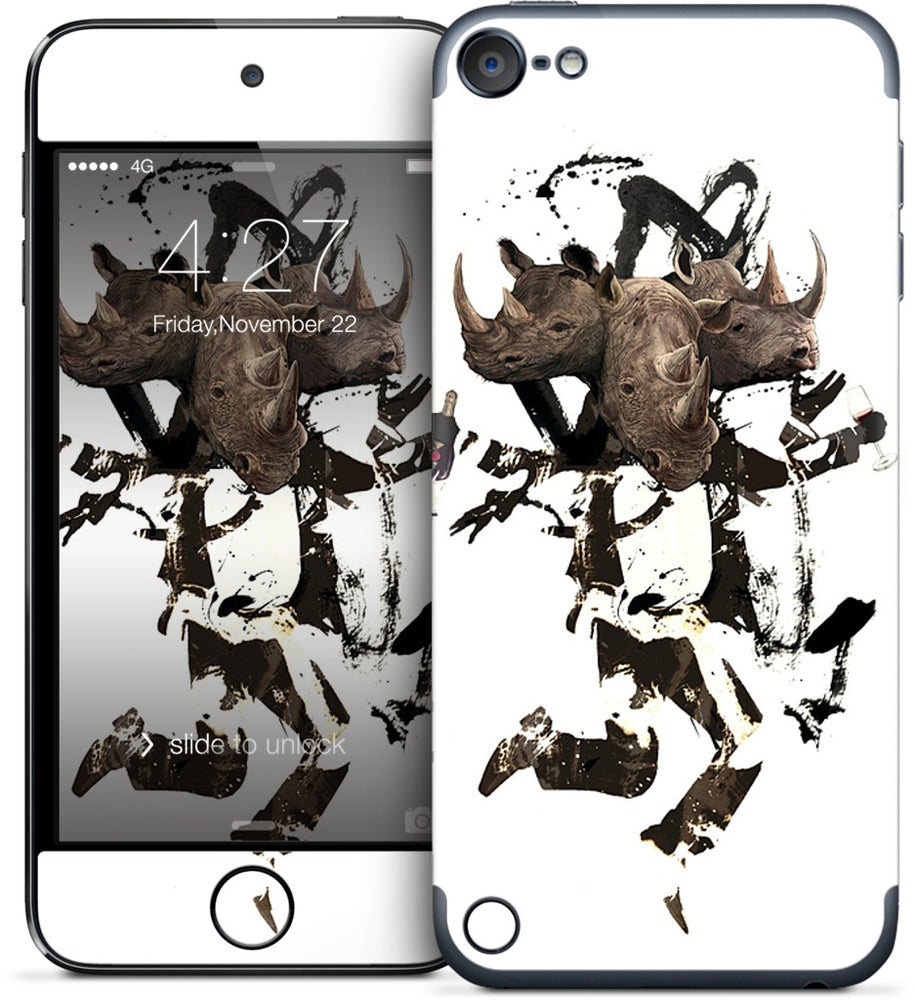 Rhinoceros iPod Skin