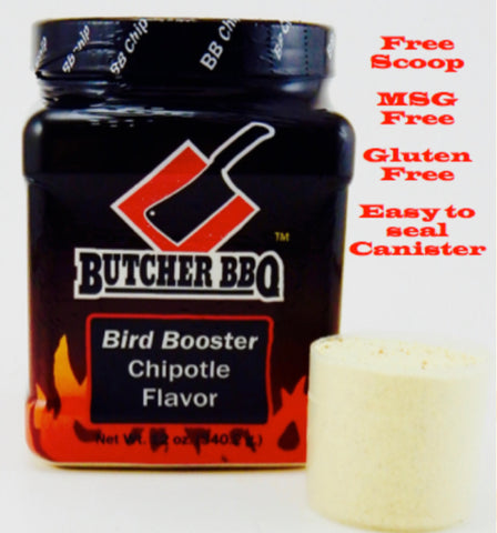 Butcher Bird Booster Chipotle