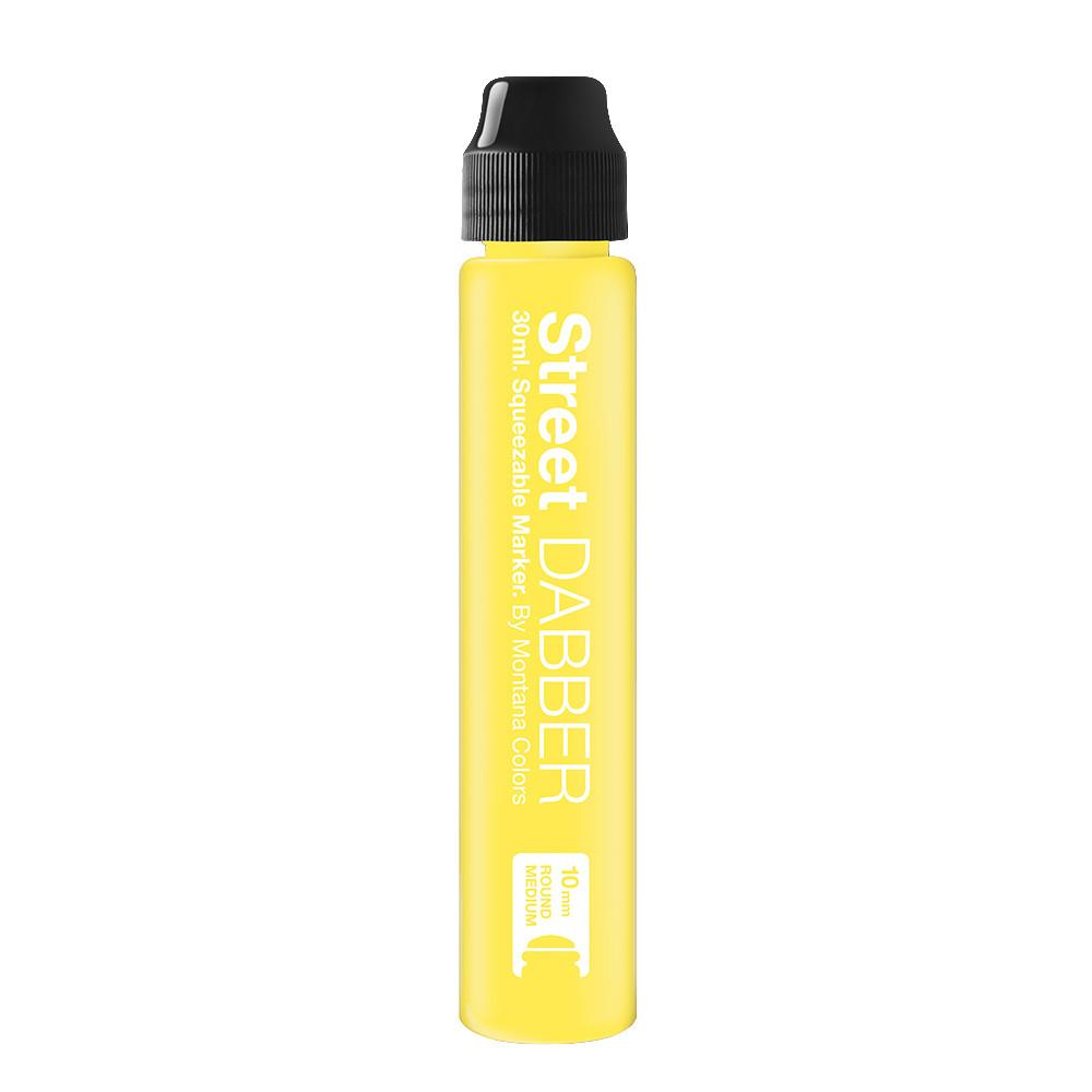 Street Paint Dabber 30ml - Party Yellow