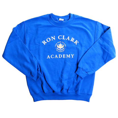 Sweatshirt - Ron Clark Academy - Royal