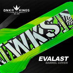 Bunker Kings - Evalast Barrel Cover - Shred - Lime