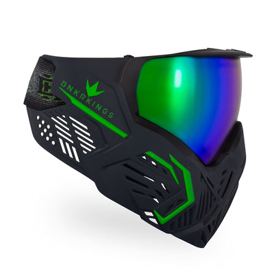 Bunkerkings - CMD Goggle - Black Acid