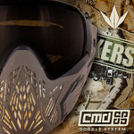 Bunker Kings - CMD Goggle - Sherwood Gunner