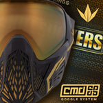 Bunker Kings - CMD Goggle - Supreme Gold