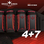 Bunkerkings Strapless Pack V5 - WKS 4+7 - Red