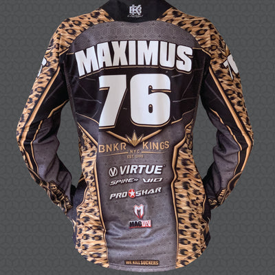 Bunkerkings Supreme Performance Custom Jersey