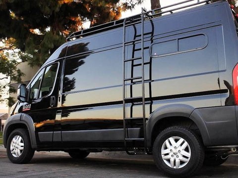 "Ram Promaster Side Ladder (159""WB) - Campervan HQ"