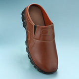1001 RU - Men-Diabetic and Senior Friendly Footwear - Rubber Sole
