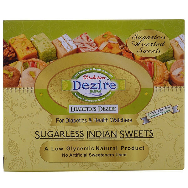 Assorted Sweets Pack - 250G - Sugarless Sweets