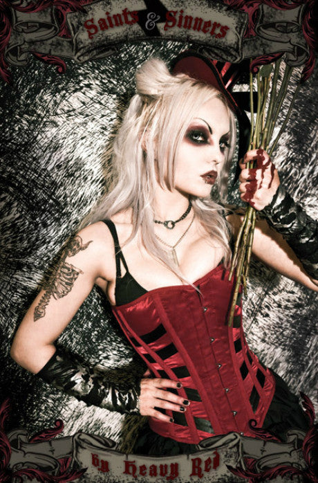 Saints and Sinners Corset