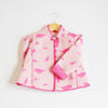 indian girls jodhpuri jacket pink