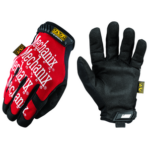 Mechanix Wear The Original Glove Red - WarriorInc Tactical Gear