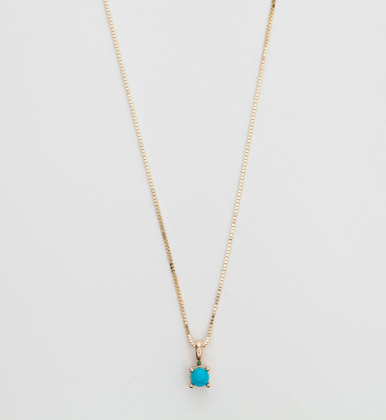 Turquoise Element Necklace