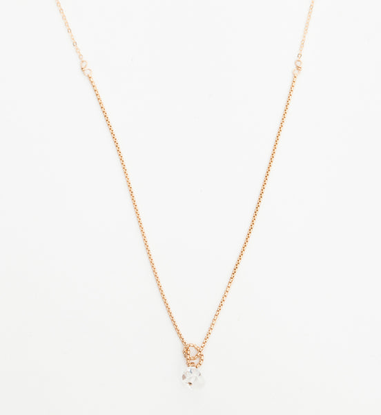 Knot of Love Necklace