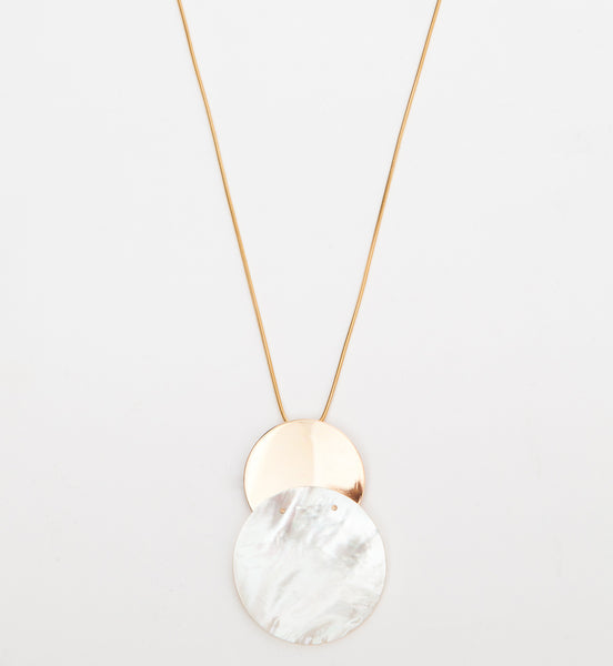 Mother of Pearl Necklace