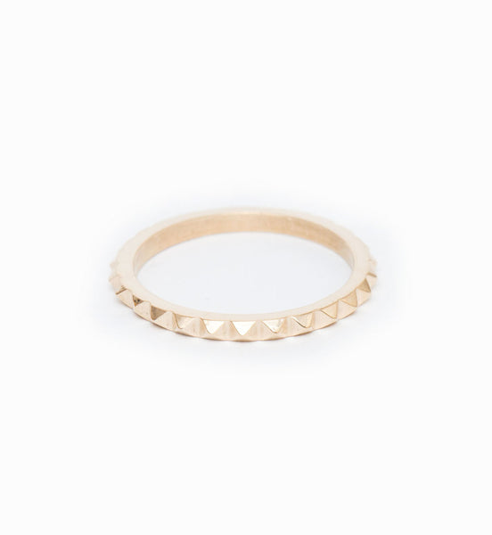 Studded Stacking Band