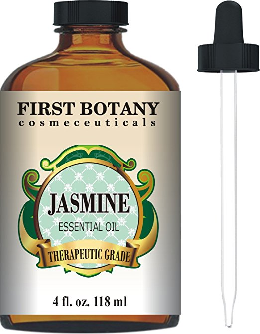 100% Pure & Natural - Jasmine Essential Oil