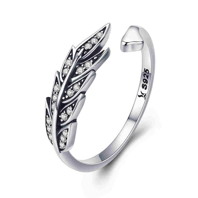 Genuine 925 Sterling Silver Cool Rings