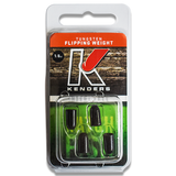 TUNGSTEN MICRO WORM WEIGHTS - Kenders Outdoors