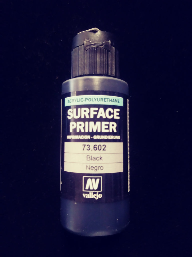 Vallejo Black Primer