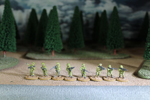 RUSFED Ground Forces Motorized Infantry Platoon Squad 2 - RUSG-0002