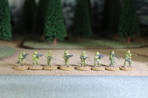 RUSFED Ground Forces Motorized Infantry Platoon Squad 3 - RUSG-0003