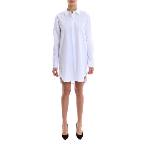 T By Alexander Wang Cotton Shirt Dress