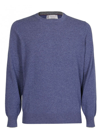 Brunello Cucinelli Crewneck Knitted Sweater