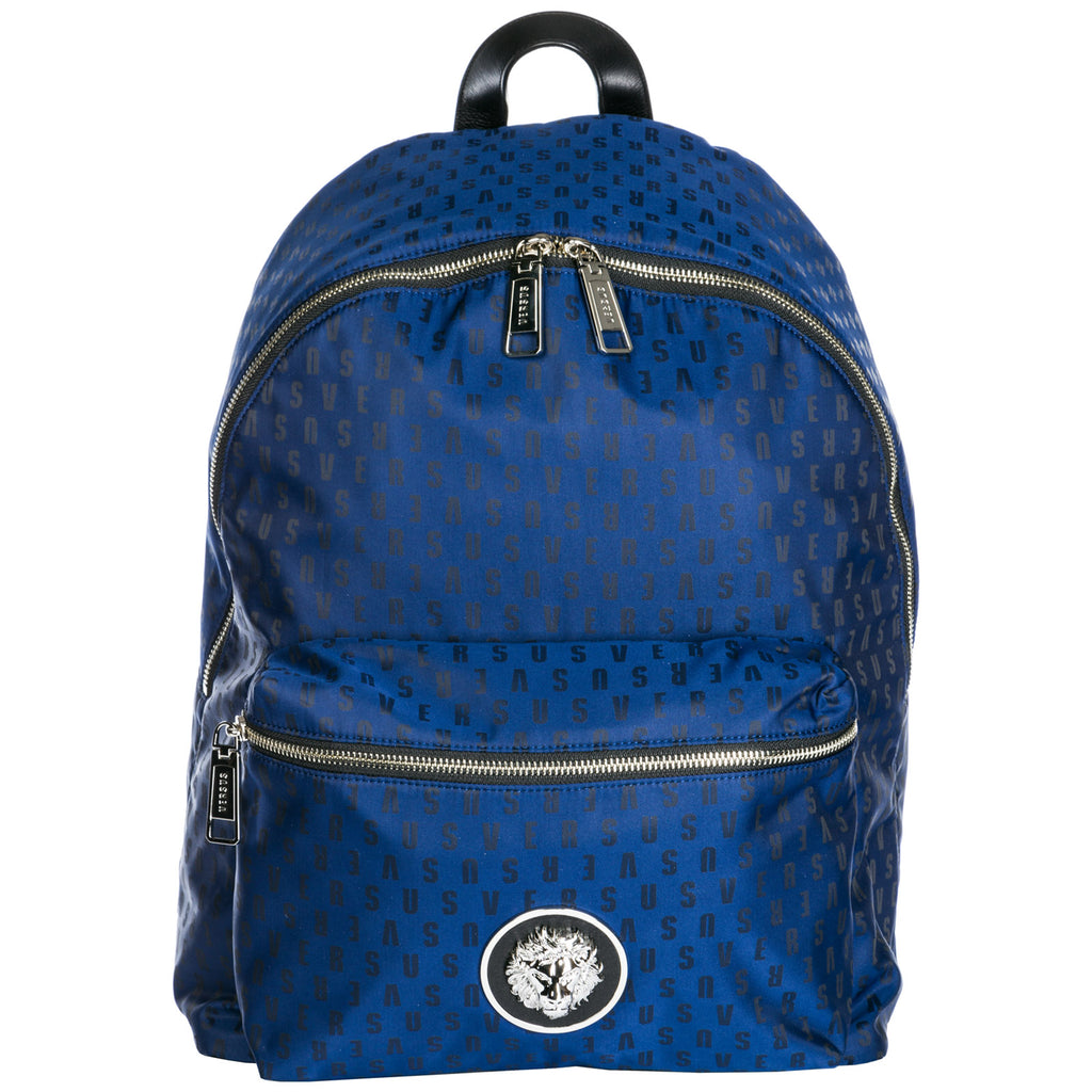 Versus Logo Printed Backpack